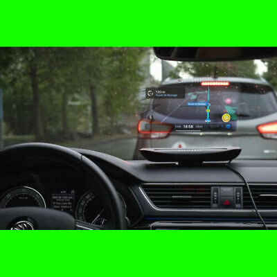Eyelights Gps Projecteur Pare-Brise Voiture Car Hologramme Android & Apple Ios