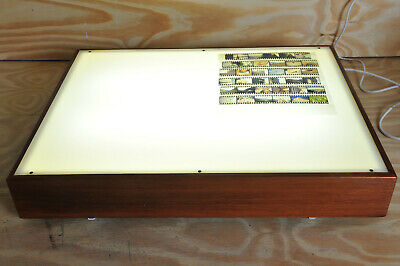 """Artwork Lightbox 2418 by RS 18"""" x 24"""" for Transparency / Negatives with stand"""