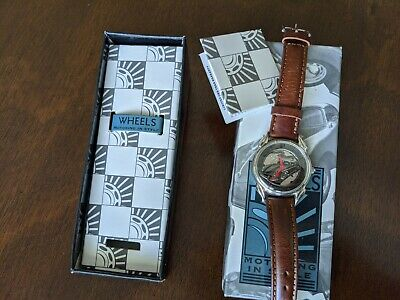 Rare, Never Sold to Public Porsche 356 Speedster Watch with box and Free Ship