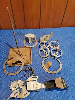 Vintage Antique Columbus/ Northwestern Vending Gumball / Peanut Machine Parts