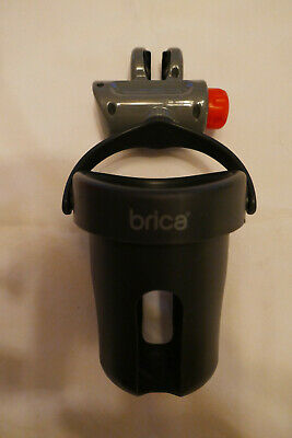 Brica stroller car cup holder gimbal