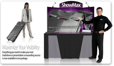 Showmax tabletop display BRAND NEW