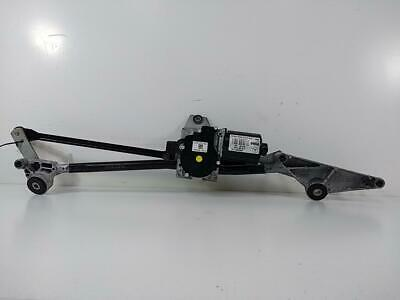2016 MERCEDES CLA 117 Front Wiper Mechanism Motor Assembly Linkage 784