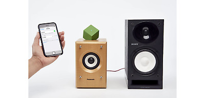 The Vamp Stereo Bluetooth adaptor for Speakers (Speakers NOT Included)