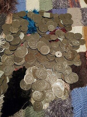 Vintage Co Op Royal Arsenal Tokens massive joblot over 300 all different