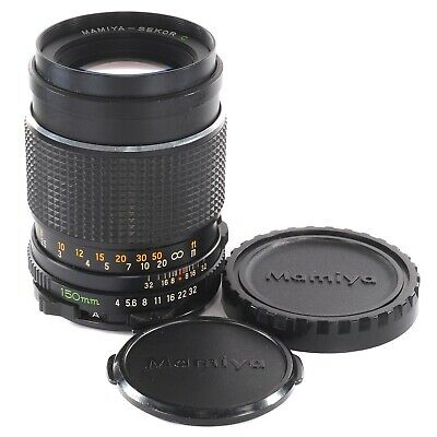 Mamiya-Sekor C 150mm f4 for Mamiya 645 Super 645 PRO TL M645 1000s (23683)