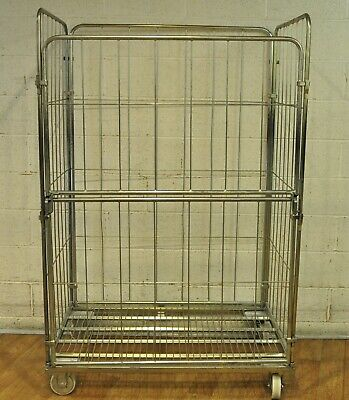 Four Sided Mesh Roll Cage X 1 Warehouse – London Kings Cross collection