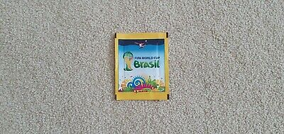 Panini World Cup 2014 stickers.1 sealed pack