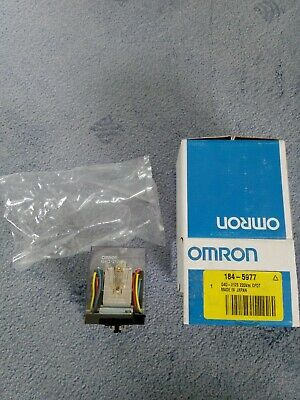 OMRON G4Q-212S Latching Relay
