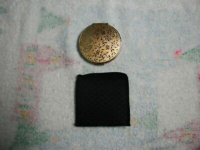 Vintage Stratton Compact with Carry Case