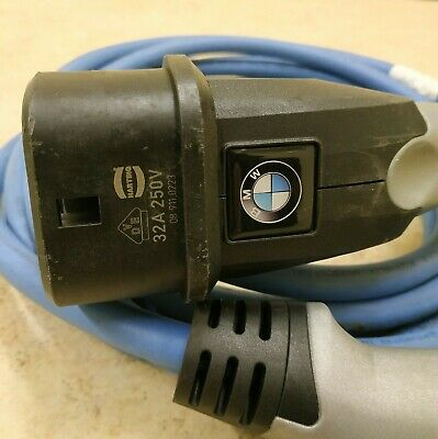 USED Nissan Leaf 2.0 Charging Cable from BMW - 32A Type 2 Type 2 5 meter length