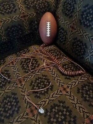 Sports Illustrated football phone with stand