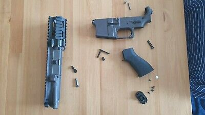 G&G Airsoft M4 Firehawk Upper And Lower