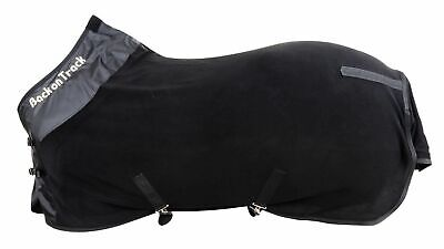 BACK ON TRACK Fleece Blanket Horse Equine Warm Therapy Back Shoulder Muscles 81""