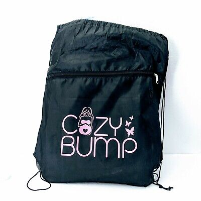 Cozy Bump Pregnancy Bed Relieve Lower Back Pain Comfort Inflatable Tummy Pillow