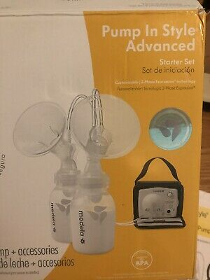 NEW Medela breast pump In Style Advanced
