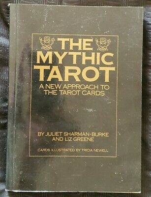 The Mythic Tarot (Book Only)