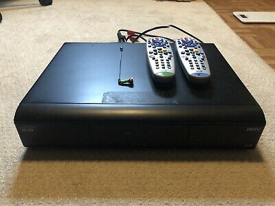 Bell 9242 HD PVR Satellite Receiver Dual Tuner with 2 Remotes