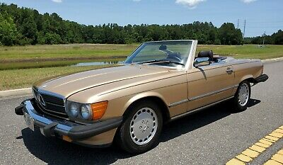 1986 Mercedes-Benz SL-Class 560SL R107 1986 Mercedes 560SL R107 Roadster Convertible WE SHIP AND EXPORT WORLDWIDE!!!