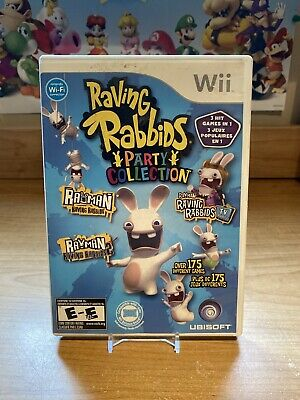 Raving Rabbids: Party Collection (Nintendo Wii, 2010)