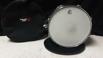 "Pork Pie The Little Squealer 12""X5""  Snare Drum Black original skins"