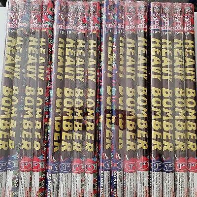 Lot of 16 roman candle cut off collectable Firework labels (salute, clown)