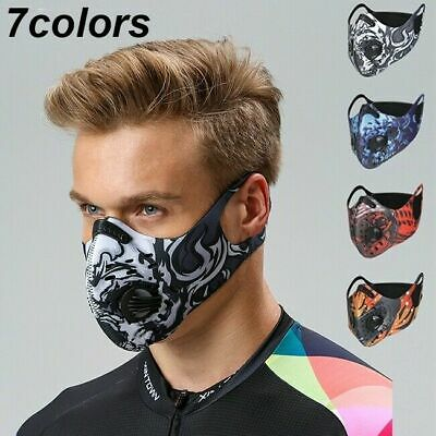 Lugs Cycling Haze Fog Mouth Cover Anti-droplet Protective Mouth-muffle Face Shie