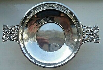 Arts & Crafts George Laurence Connell 1926 Solid Silver Bowl