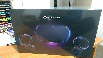 BRAND NEW   Oculus Quest 128GB   All-in-One VR Headset