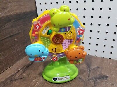 VTech Baby Lil' Critters Spin and Discover Ferris Wheel - New without Box