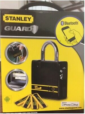 Stanley Guard Access Control System Smart Lock w/Bluetooth
