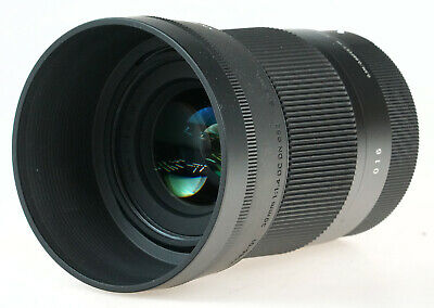 Sigma 30mm f/1.4 Contemporary DC DN Lens for Sony E-Mount
