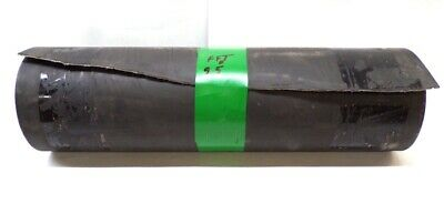 "Smooth Top, Rubber Conveyor Belt, 25' Length, 1/8"" Thickness, 24"" Width"