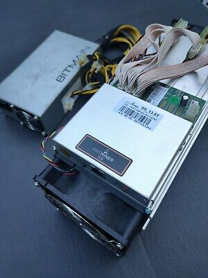 Bitmain Antminer S9 and Power Supply APW3++ 1600w PSU sha256 btc mining
