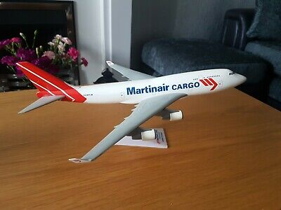Martinair Cargo Boeing 747-400Bcf Model 1:200 Boxed