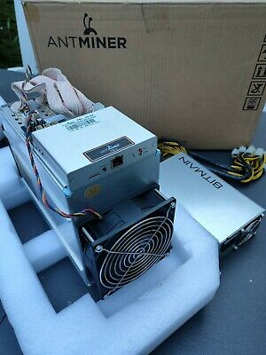 Bitmain Antminer T9+ and Power Supply PSU APW3++ 1600W