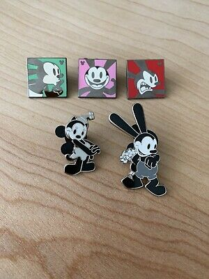 Disney Pin Lot - Oswald (5)
