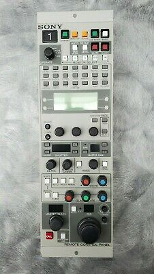 Sony RCP-TX7 Remote Control Panel 11722