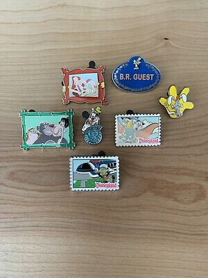 Disney Pin Lot (7)