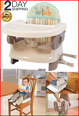 Chair Booster Seat For Toddlers Infant Portable Space Saver Baby Traveling High