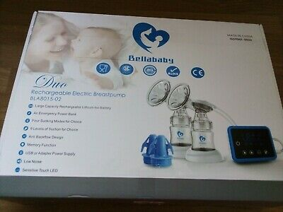 Bellababy Duo Rechargeable Electric Breast Pump
