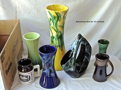 Beauce Beauceware Canada Vintage Art Pottery Collection - Business Opportunity