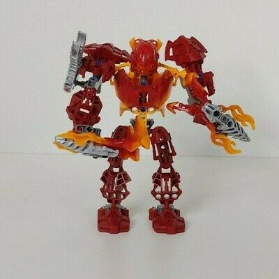 LEGO 11302 FLAME 3X10X1 w// CROSS HOLE CHOICE COLOR pre-owned