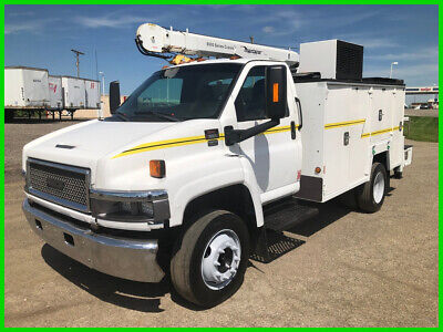 2007 GMC Top Kick C5500 Service Truck Used
