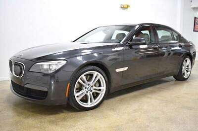2013 BMW 7-Series 750Li 4dr Sedan 2013 BMW 7 Series 750Li 4dr Sedan 44,000 Miles Dark Graphite Metallic II Sedan 4