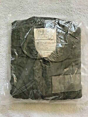 Coveralls Flyers CWU-27/P Sage Green Polyamide Sz 42L US Army New In Package NOS