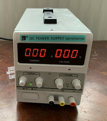 QW-MS3010D 10A Variable Power Supply