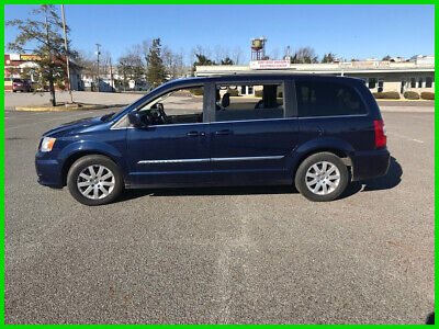 2015 Chrysler Town & Country Touring 2015 Touring Used 3.6L V6 24V Automatic FWD 7 passenger leather seat