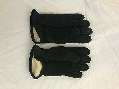 Women's Aris Suede gloves _ Size S _ thick and warm