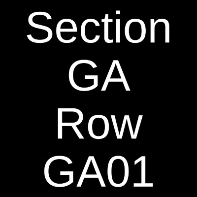 4 Tickets As I Lay Dying, Whitechapel & Shadow of Intent 2/27/21 Destin, FL